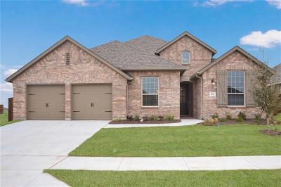 Haslet Single Family Home For Sale: 1813 Dunstan Drive