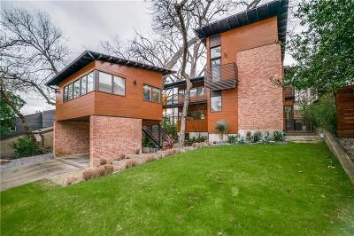 Dallas County Single Family Home For Sale: 7128 Wildgrove Avenue
