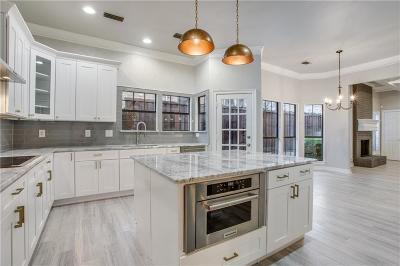 Dallas Single Family Home Active Option Contract: 5906 Flintshire Lane