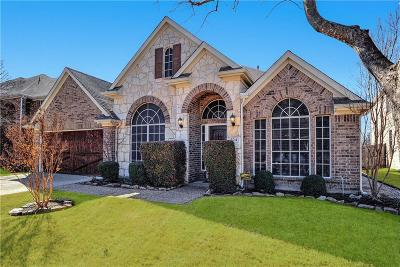 McKinney Single Family Home Active Option Contract: 804 Royal Crest Court