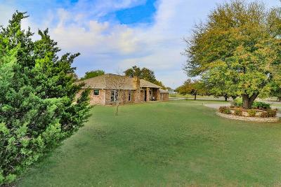 Granbury Single Family Home Active Option Contract: 4316 Mockingbird Drive