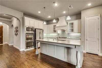 Coppell Single Family Home Active Option Contract: 633 Canterbury Court