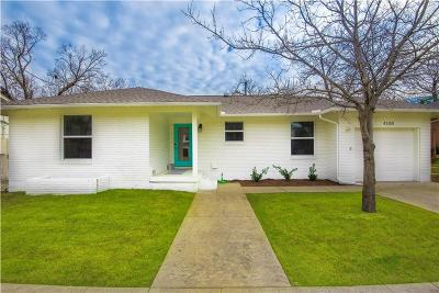 Dallas County Single Family Home For Sale: 4108 Sperry Street