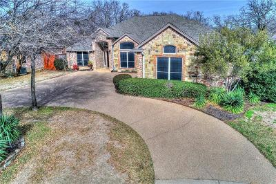 Hurst Single Family Home For Sale: 508 Hat Creek Drive