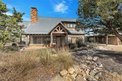 Graford Single Family Home For Sale: 1401 Falls Creek Drive