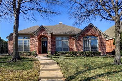 Keller Single Family Home Active Contingent: 1624 Cat Mountain Trail
