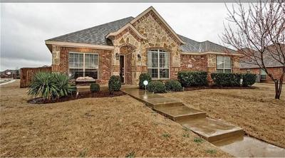 Forney Single Family Home For Sale: 400 Temple Trail