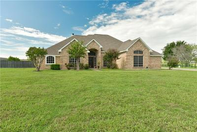 Forney Single Family Home Active Kick Out: 16003 County Road 221