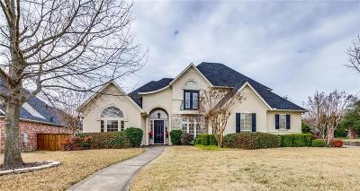 Heath Single Family Home For Sale: 903 Country Club Drive