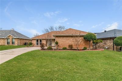 Collin County Single Family Home For Sale: 506 Rustic Circle