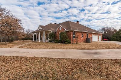 Grayson County Single Family Home For Sale: 1066 Hightower Lane
