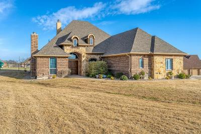 Aledo Single Family Home For Sale: 394 Scenic View Drive
