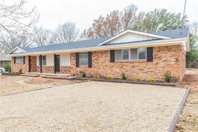 Van Alstyne Single Family Home Active Option Contract: 470 Kelly Lane