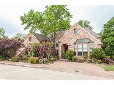 Dallas Single Family Home For Sale: 17911 Cedar Creek Canyon Drive