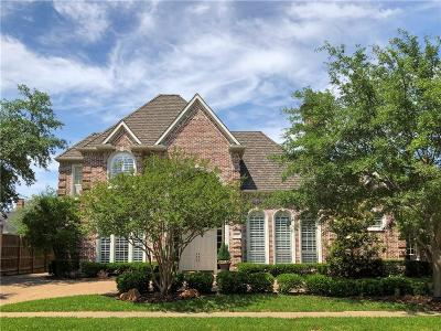 Plano Single Family Home For Sale: 5517 Weatherby Lane