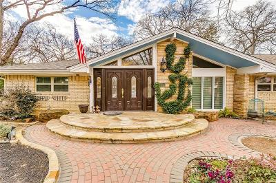 Euless Single Family Home Active Contingent: 1106 Penoak Court