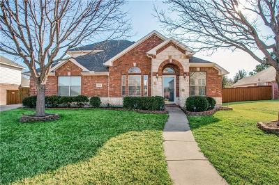 Wylie Single Family Home For Sale: 3501 Lombardy Drive