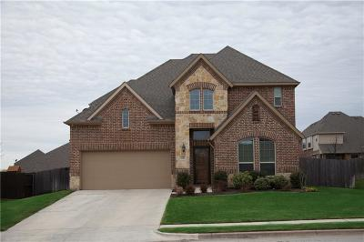 Weatherford Single Family Home Active Contingent: 2018 Starwood Drive