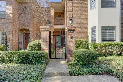 Dallas Condo For Sale: 7043 Inwood Road