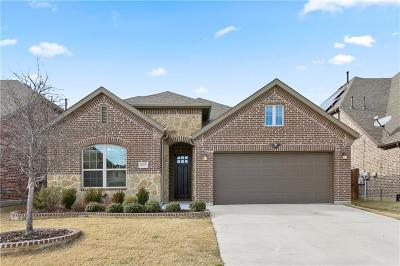 Single Family Home For Sale: 15605 Pioneer Bluff Trail