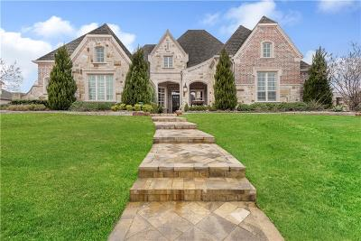 Mckinney Single Family Home For Sale: 5900 Southwind Lane