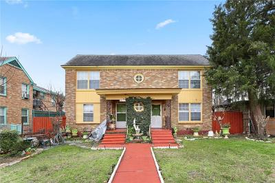 Multi Family Home Active Option Contract: 610 Winston Street