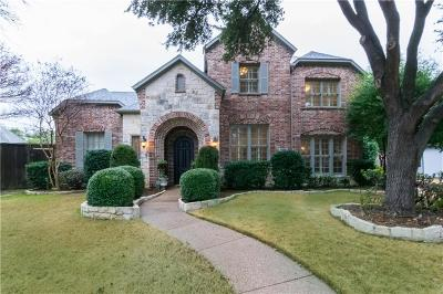 Plano Single Family Home For Sale: 5993 Tipperary Drive