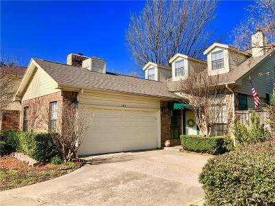 Bedford Single Family Home Active Option Contract: 2913 Matterhorn Drive