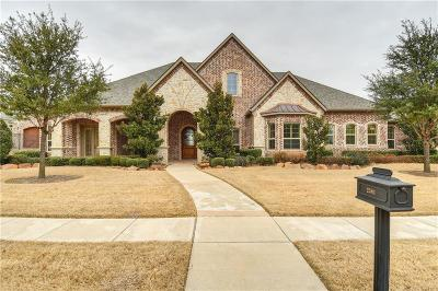 Prosper Single Family Home For Sale: 2581 Fair Oaks Lane
