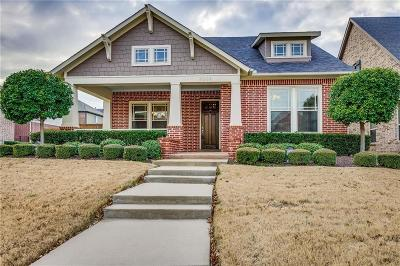 Carrollton Single Family Home For Sale: 5005 Sage Hill Drive