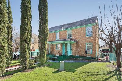 Dallas Multi Family Home For Sale: 606 Winston Street