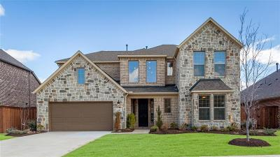 Haslet Single Family Home For Sale: 1491 Silver Sage Drive