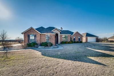 Waxahachie Single Family Home Active Kick Out