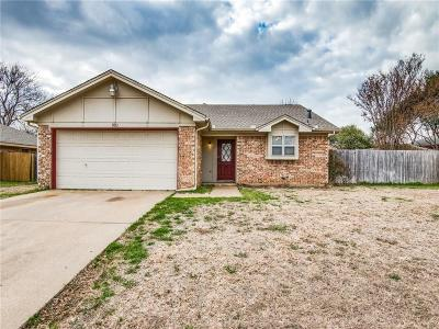 North Richland Hills Residential Lease For Lease: 7013 Windhaven Road