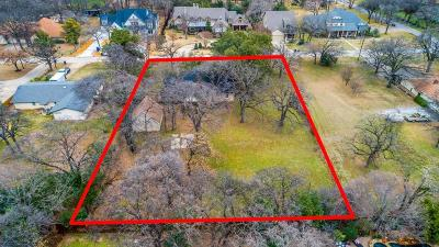 Colleyville Residential Lots & Land For Sale: 6304 Bettinger Drive