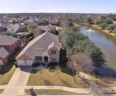 Flower Mound Single Family Home For Sale: 3713 Golden Aspen Drive
