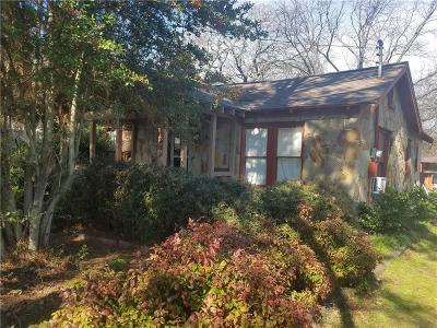 Fort Worth Single Family Home For Sale: 7309 Craig Street