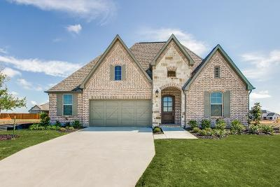 Windsong Ranch Single Family Home For Sale: 3900 Woodbine Drive