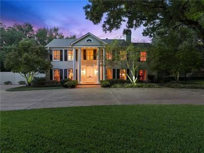 Dallas County Single Family Home For Sale: 5251 Ravine Drive