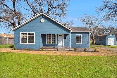 Single Family Home For Sale: 7025 Latham Drive