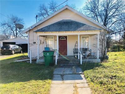 Comanche TX Single Family Home For Sale: $49,900