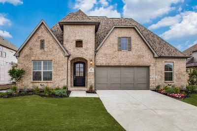 Windsong Ranch Single Family Home For Sale: 3901 Brazoria Drive