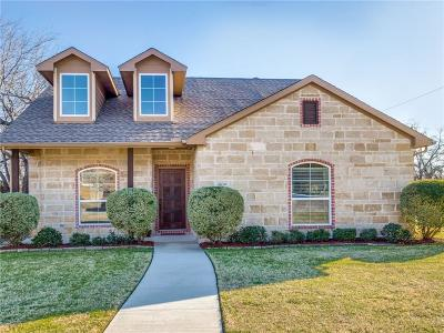 Fort Worth Single Family Home For Sale: 4839 Curzon Avenue