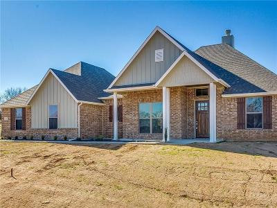 Archer County, Baylor County, Clay County, Jack County, Throckmorton County, Wichita County, Wise County Single Family Home Active Contingent: 115 Saddle Horn Trail