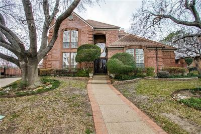 Arlington Single Family Home For Sale: 2800 Knotted Oaks Trail