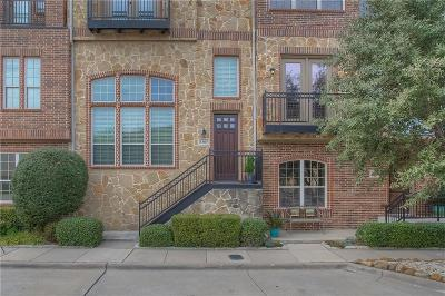 Farmers Branch Townhouse Active Kick Out: 13617 New Castle Drive
