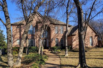 Southlake Single Family Home For Sale: 1416 Park Place