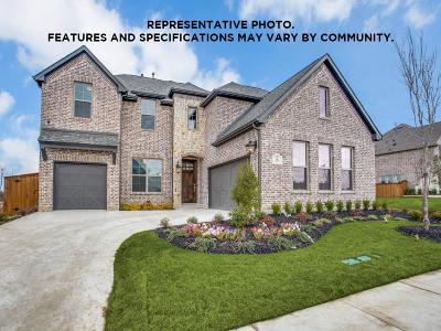 Windsong Ranch Single Family Home For Sale: 3911 Brazoria Drive