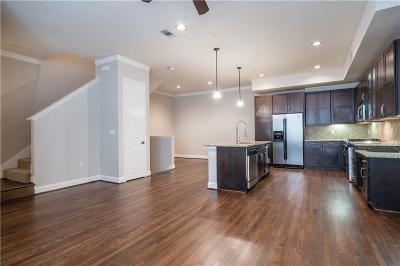Highland Park Residential Lease For Lease: 4738 Bowser Avenue #4738
