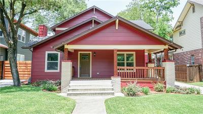 Single Family Home For Sale: 5319 Richard Avenue